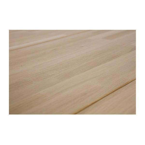 Jedálenský stôl z dubového dreva De Eekhoorn Disc, Ø 120cm