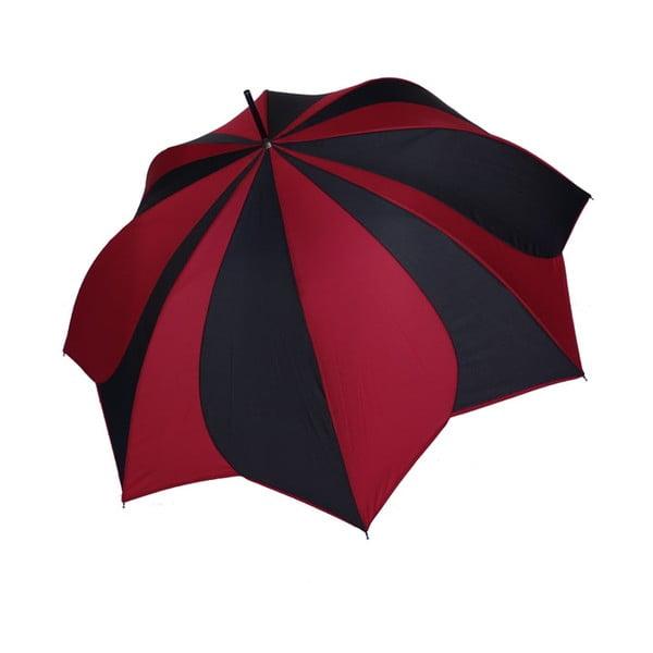 Dáždnik Pierre Cardin red Noir, 93 cm