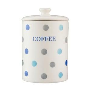 Dóza s bodkami z dolomitu na kávu Price&Kensington Padstow