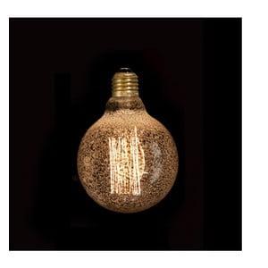 Wolframová dekoratívná žiarovka Silver Globe, 40W