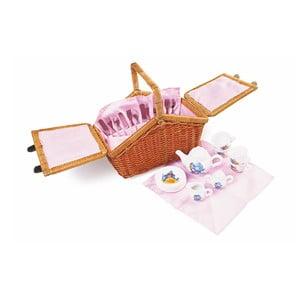 Piknikový kôš pre deti Legler Picnic Romantic
