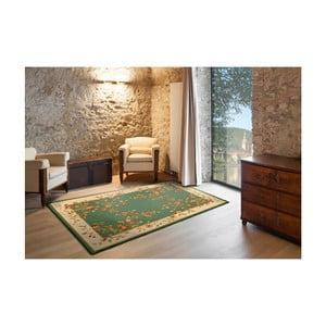 Zelený koberec vhodný aj do exteriéru Universal Madras, 190 x 280 cm