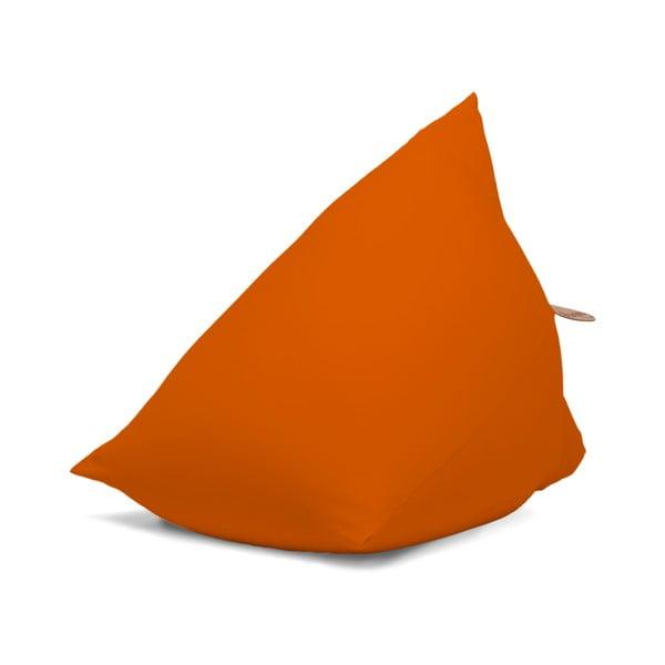 Oranžový sedací vak pre celú rodinu Terapy Sydney