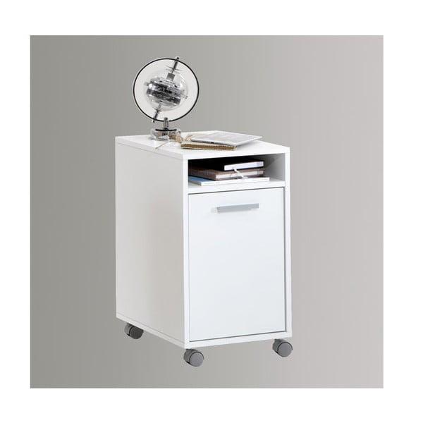 Kancelárske zásuvky Laurenz, biele