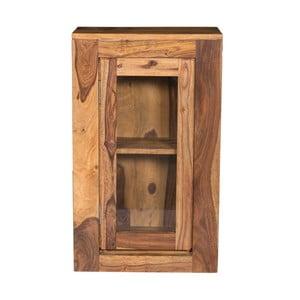 Nástenná skrinka z palisandrového dreva Woodking Lee