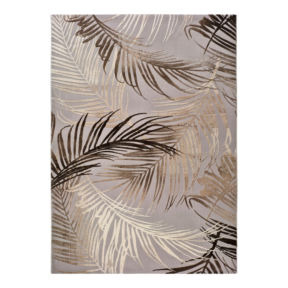 Sivý koberec Universal Izar, 160 × 230 cm
