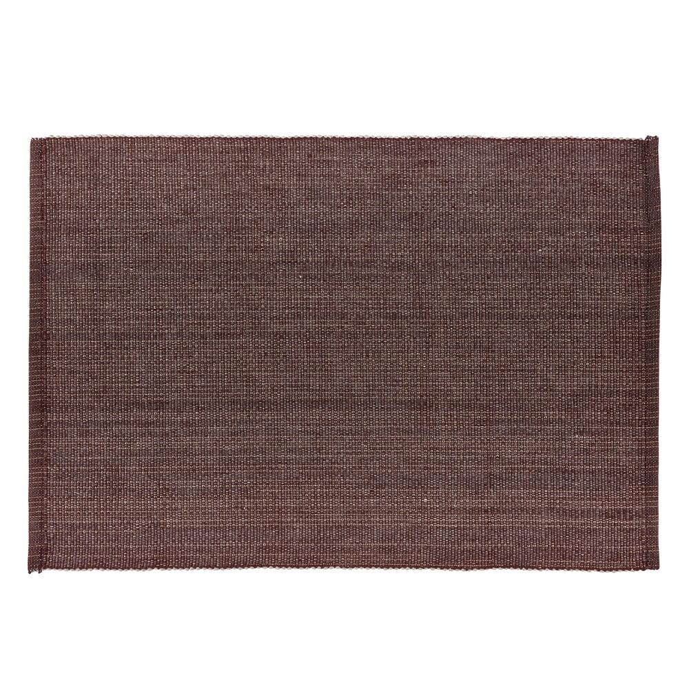 Červené prestieranie z bavlny Södahl, 33 x 48 cm