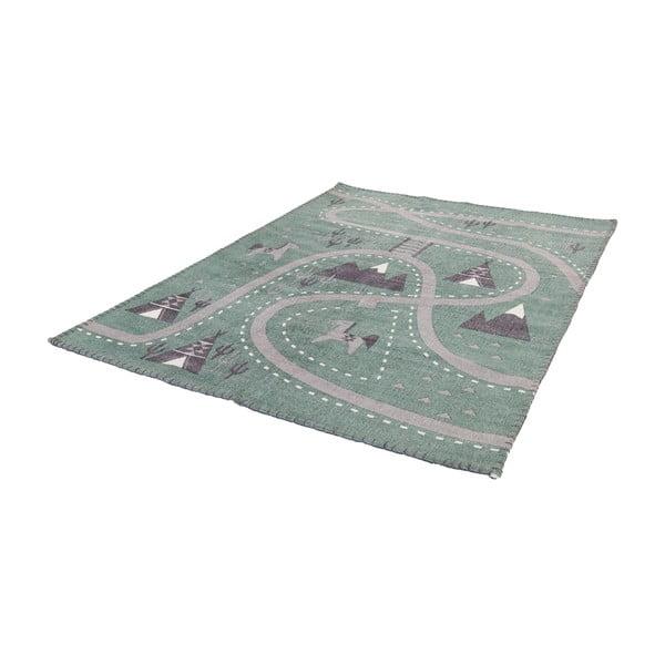 Detský koberec Nattiot Little Western, 100x140cm