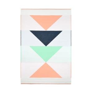 Koberec vhodný do exteriéru HF Living Triangle, 120×180cm