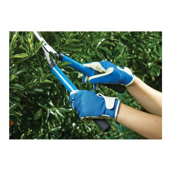 Záhradné rukavice Lady Gardener Petrol
