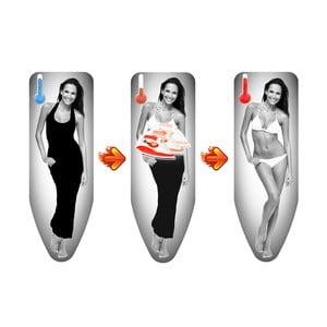 Poťah na žehliacu dosku s termoefektom Colombo New Scal Magique Woman, 130x50cm