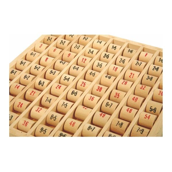 Výuková tabuľka Legler Multiplitables