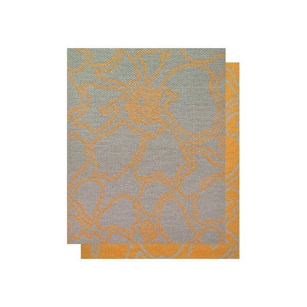 Vysoko odolný obojstranný koberec Flou V4, 60x120 cm