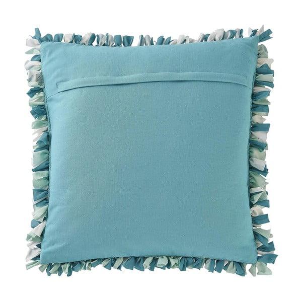 Vankúš Carmen 45x45 cm, modrý