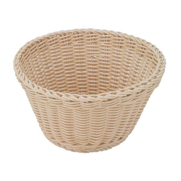 Košík Korb White, 18x10 cm