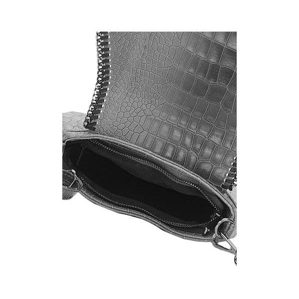 Kožená kabelka Giorgio Costa 15008 Grey