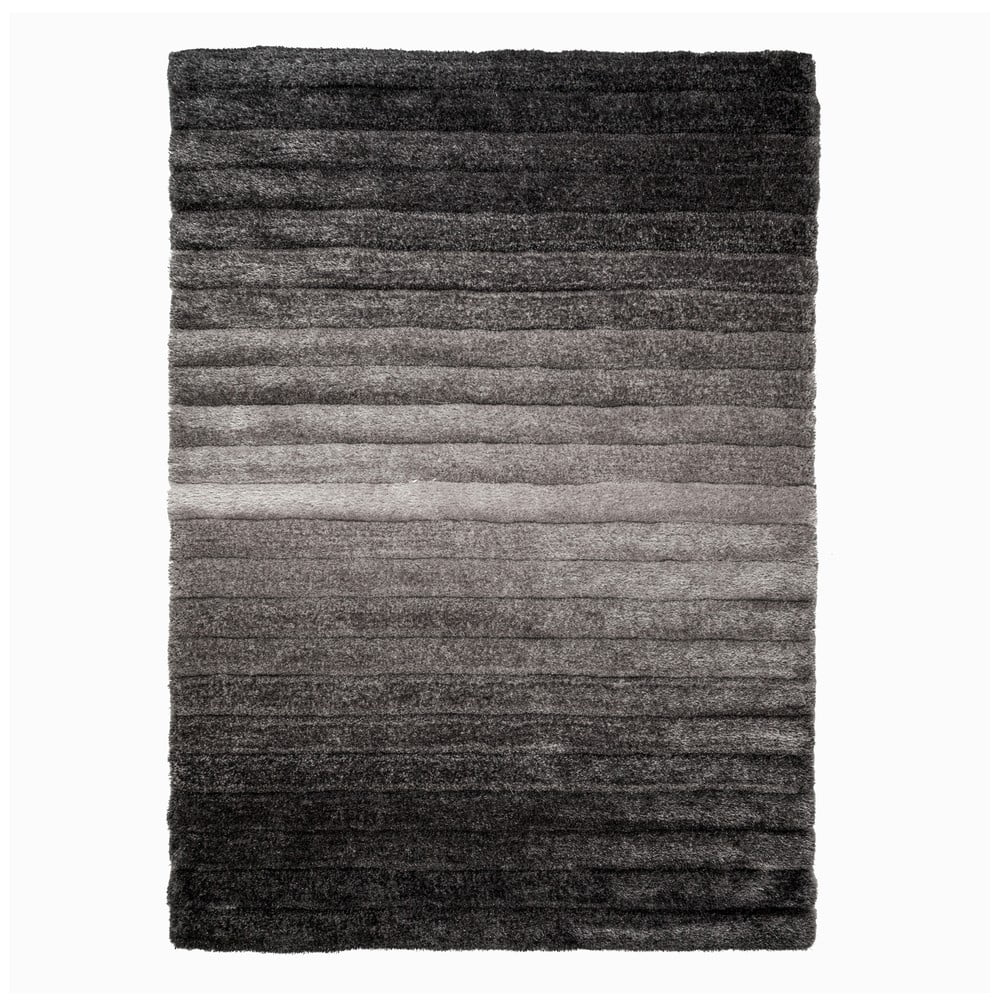 Sivý koberec Flair Rugs Ombre, 80 x 150 cm