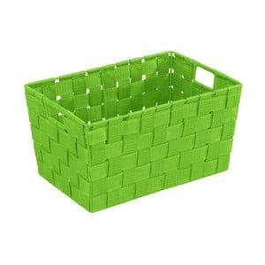 Zelený košík Wenko Adria, 20×30 cm