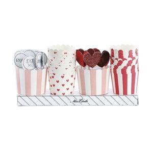 Darčekové balenie košíčkov a ozdôb na muffiny Miss Étoile Madamme