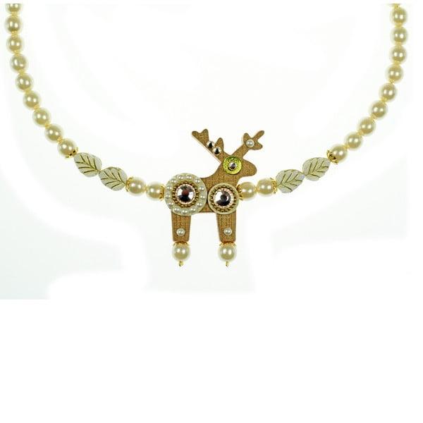 Jelení náhrdelník Basmielli
