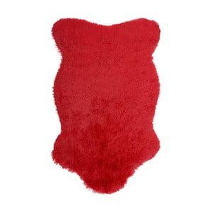 Koberec Luks Pelus Red, 70x105 cm
