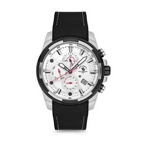 Pánske hodinky s koženým remienkom Santa Barbara Polo & Racquet Club Miro