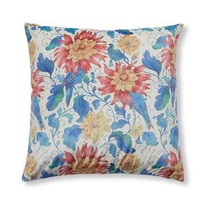 Obliečka na vankúš s kvetinovými vzormi La Forma Riz, 45 × 45 cm