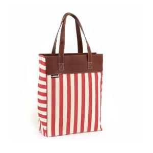 Plátená taška Shopping Bag, červená