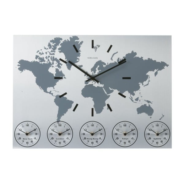 Hodiny World Time