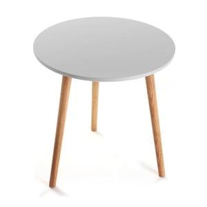 Odkladací stolík Auxiliary Grey, 50 cm