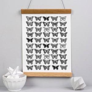 Plagát Karin Åkesson Design Butterfly, 30x40 cm