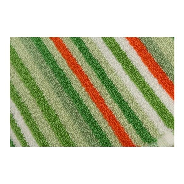 Sada 2 zelených uterákov Cizgi, 40 x 80 cm