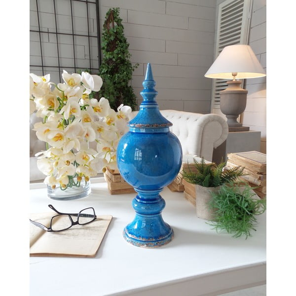 Dóza Ceramic Blue