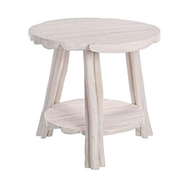 Príručný stolík z teakového dreva Bizzotto Sahel