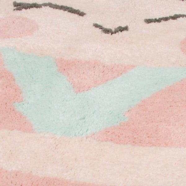Detský koberec Nattiot Oki Koko, 70x100cm