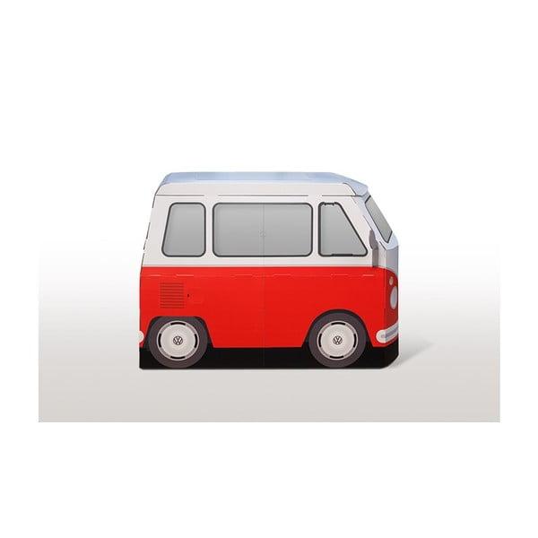 Kartónový autobus Kampini