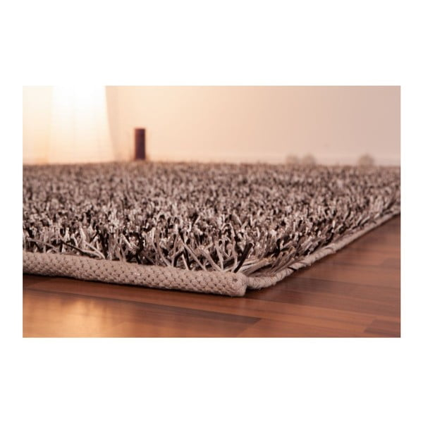 Koberec Rhytm 278 Graphite, 150x80 cm