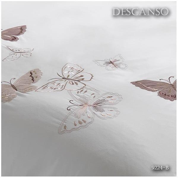 Obliečky Descanso Light Brown, 200x200 cm