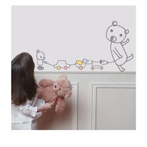 Nástenná samolepka Art For Kids Paint Club