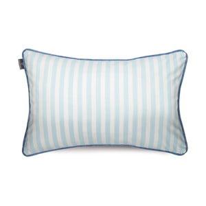 Modrá obliečka na vankúš WeLoveBeds Sailor blue, 40×60 cm
