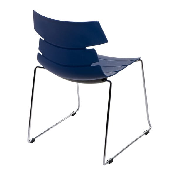 Sada 2 stoličiek D2 Techno, modré