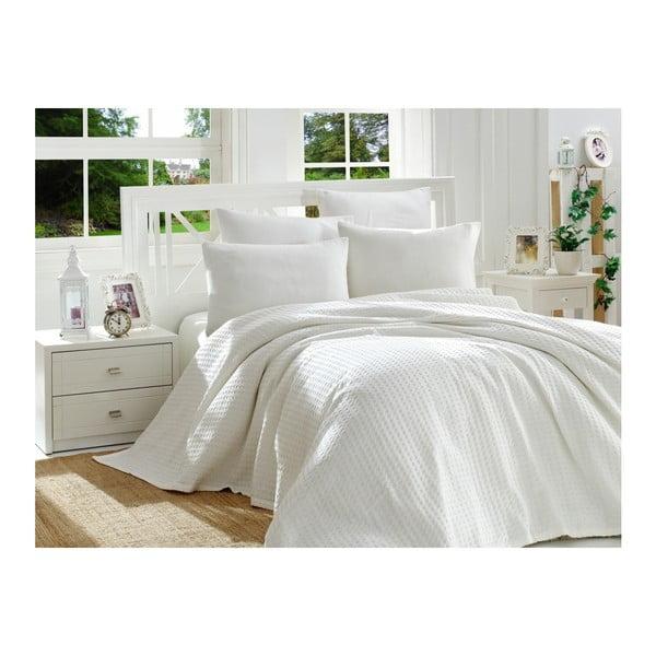 Posteľný set z bavlny na dvojlôžko, 220 × 240 cm