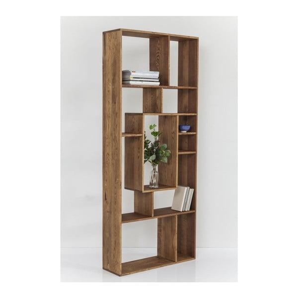 Knižnica z dreva sheesham Kare Design Regal Attento, výška 190cm