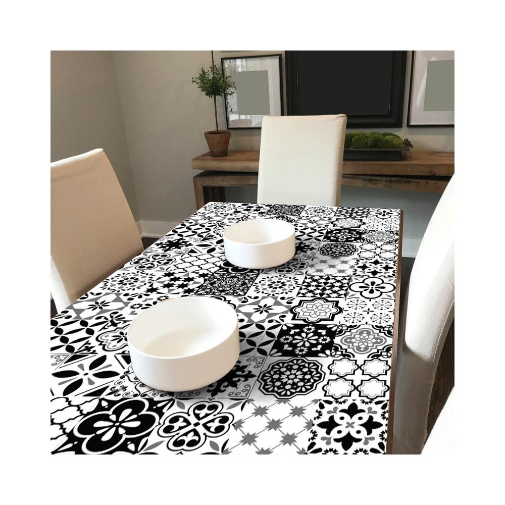 Sada 60 samolepiek na nábytok Ambiance Tiles Stickers For Furniture Nicolas, 20 × 20 cm