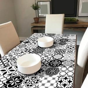 Sada 60 samolepiek na nábytok Ambiance Tiles Stickers For Furniture Nicolas, 20×20 cm