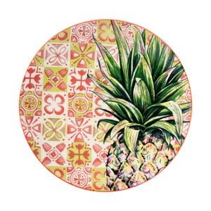 Porcelánový tanier Sema Tropical