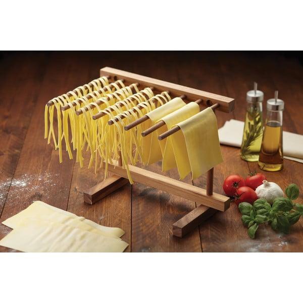 Stojan z agátového dreva na sušenie cestovín Kitchen Craft Pasta