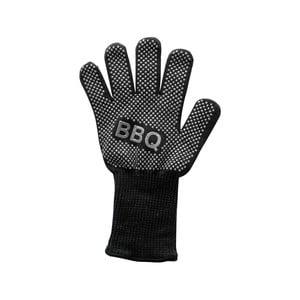 Sivá grilovacia rukavica so silikonovými kontaktnými ploškami Sagaform Glove