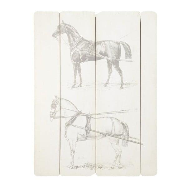 Nástenná dekorácia Horses