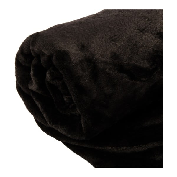 Pléd Toison Dark, 125x150 cm